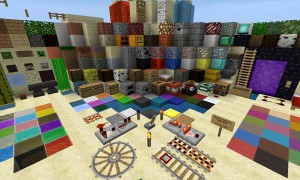 Текстуры для Minecraft Faithful 64×64