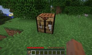 Первая ночь в minecraft, основы, управление, инвентарь, крафтинг. Выживание в Minecraft — часть 1